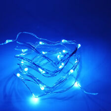 1-10M Copper Wire LED String lights night light Holiday lighting For Garland