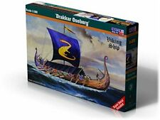 Mistercraft D Model Kit Drakar Oseberg