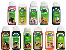 Johnsons Shampoo -  Dog Puppy Cat Kitten Dogs Flea Deodorant Aloe Vera 200ml