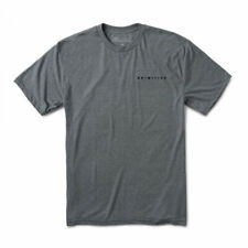 Primitive Elevate T-Shirt Heather Grey Skateboard Shirt Gr.M-XL
