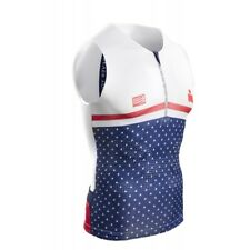 Ironman 2017 Compressport Triathlon Tank Top