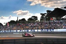 Rebellion R-One-AER 24Hours of Le Mans 2016 photograph picture poster print art