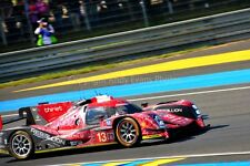 Rebellion R-One-AER no13 24Hours of Le Mans 2016 photograph picture poster print