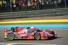 Rebellion R-One-AER no12 24Hours of Le Mans 2016 photograph picture poster print