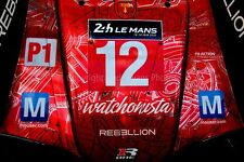 Rebellion R-One-AER Le Mans 24Hours 2016 photograph picture poster print photo