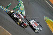 Motor racing action from the 24Hours of Le Mans 2015 print byAndy Evans Photos