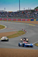 Motor racing action from the 24Hours of Le Mans 2015 photo picture poster print