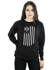 Bring Me The Horizon Femme Brushed Antivist Sweat-Shirt