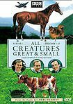 All Creatures Great & Small Series 1 Collection DVD 2010 4-Disc Set SEALED fr/sh