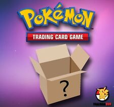 Pokemon Mystery Box Brand New Sealed Booster Packs -  Booster Box & More