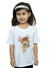 Disney Niñas Bambi Drawing Camiseta