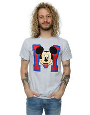 Disney Homme Mickey Mouse M Face T-Shirt