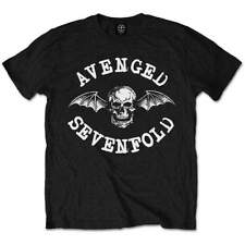 AVENGED SEVENFOLD T-Shirt Death Bat OFFICIAL MERCHANDISE