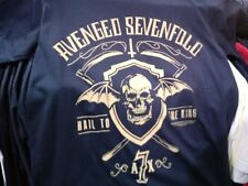 AVENGED SEVENFOLD T-Shirt Hail To The King OFFICIAL MERCHANDISE