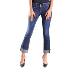 bc28011 Meltin'Pot jeans blu donna women's blue jeans