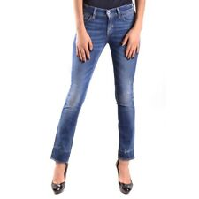 bc28010 Meltin'Pot jeans blu donna women's blue jeans
