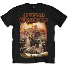 AVENGED SEVENFOLD T-Shirt Germany OFFICIAL MERCHANDISE