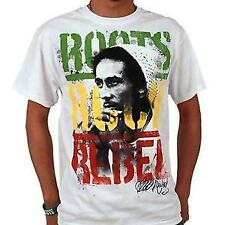 BOB MARLEY T-Shirt Roots Rock Rebel OFFICIAL MERCHANDISE