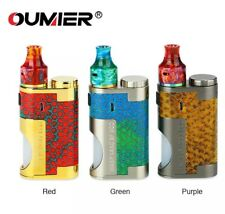 New Original 80W OUMIER WASP NANO Mod Squonk Kit with 8ml Large Squeeze Bottle