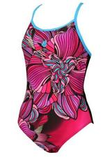 Mad Wave Bloom Swimsuit Pink