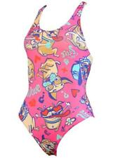 Mad Wave Kids Pretty Swimsuit Pink