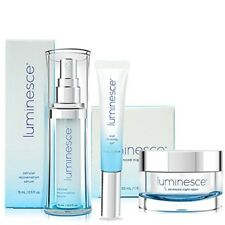 JEUNESSE LUMINESCE NIGHT REPAIR CELLULAR REJUVENATION SERUM EYE FIRMING GEL NEW