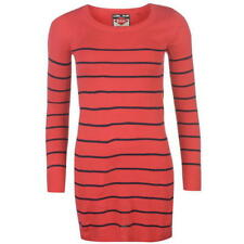 LEE COOPER MAGLIA LUNGA DONNA PINK/NAVY