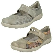 Mujer Remonte Zapatos Informales Planos R3510