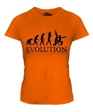 Rumba Baile Evolution Of Man Mujer Camiseta Top Regalo Ropa