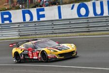 Chevrolet Corvette C7-Z06 no50 24 Hours of Le Mans 2016 picture photo poster art