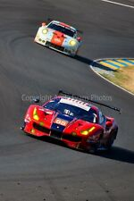 Ferrari 488 GTE no65 24 Hours of Le Mans 2017 photograph picture poster print
