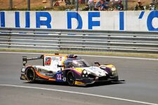 Ligier JS P2-Judd no22 24 Hours of Le Mans 2016 photograph picture poster print