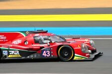 Ligier JS P2-Nissan no43 24 Hours of Le Mans 2016 photo picture poster print art