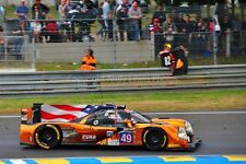 Ligier JS P2-Honda no49 24 Hours of Le Mans 2016 photograph picture poster print
