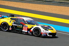 Chevrolet Corvette C7R Le Mans 24Hours 2015 photograph picture print by AE Photo