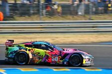 Chevrolet Corvette C7-Z06 24 Hours of Le Mans 2017 photo picture poster print