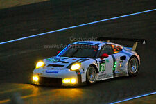 Porsche 911 RSR no91 Le Mans 24Hours 2015 photograph picture poster print photo
