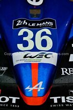 Alpine A4508-Nissan Le Mans 24Hours 2015 photograph picture print by AE Photo