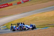Alpine A450B-Nissan 24 Hours of Le mans 2015 photograph picture poster print
