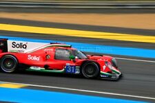 Oreca 07 Gibson no31 24 Hours Le Mans 2018 photograph picture poster print