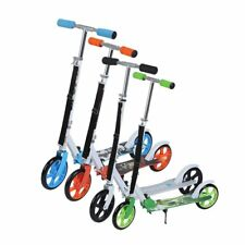 Patinete Monopatín Scooter Patinete Roller 2 ruedas 205mm Scooter plegable -YB