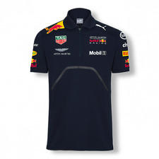 Red Bull Racing 2018 Polo Puma Ufficiale Team