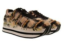 Premiata A18u shoes woman low sneakers with platform BETH 3360