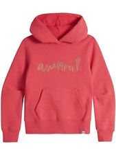 Animal Candy Red Marl Rachelle Girls Hoody