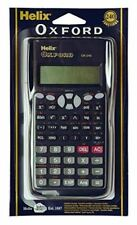 New HELIX TEXET SCIENTIFIC CALCULATOR WITH COVER FOR BACK TO SCHOOL HOME OFFICE