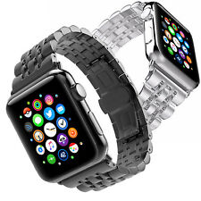 Stainless Steel Watch Band For Apple Watch Series 3/2/1 iWatch Strap 38MM/42MM