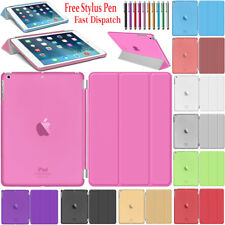 Smart Stand Magnetic Case Cover For Apple iPad 234 Air 1,Air 2 Pro 9.7 ,Mini 234