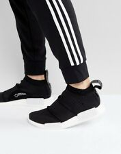Adidas Originals Nmd CS1 GTX Noir Primeknit Blanc Baskets Hommes BY9405 Neuf
