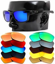 Polarized IKON Iridium Replacement Lenses For Oakley Jupiter Squared Sunglasses
