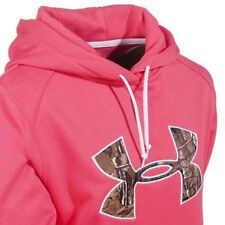 Under Armour Coldgear Mujer Ua Storm Tackle Sarga Logo Grande